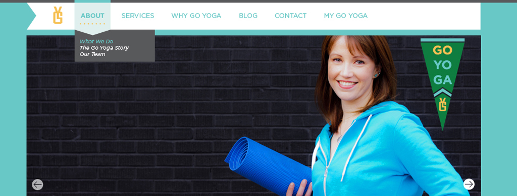 Go Yoga Campaign